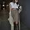 Thumbnail: Knee -Length Oversized Wool Shorts