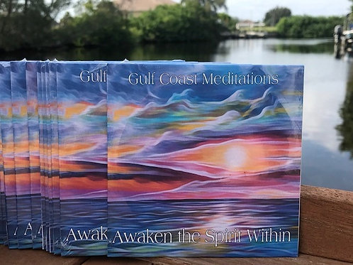 Awaken The Spirit Within-Meditation CD