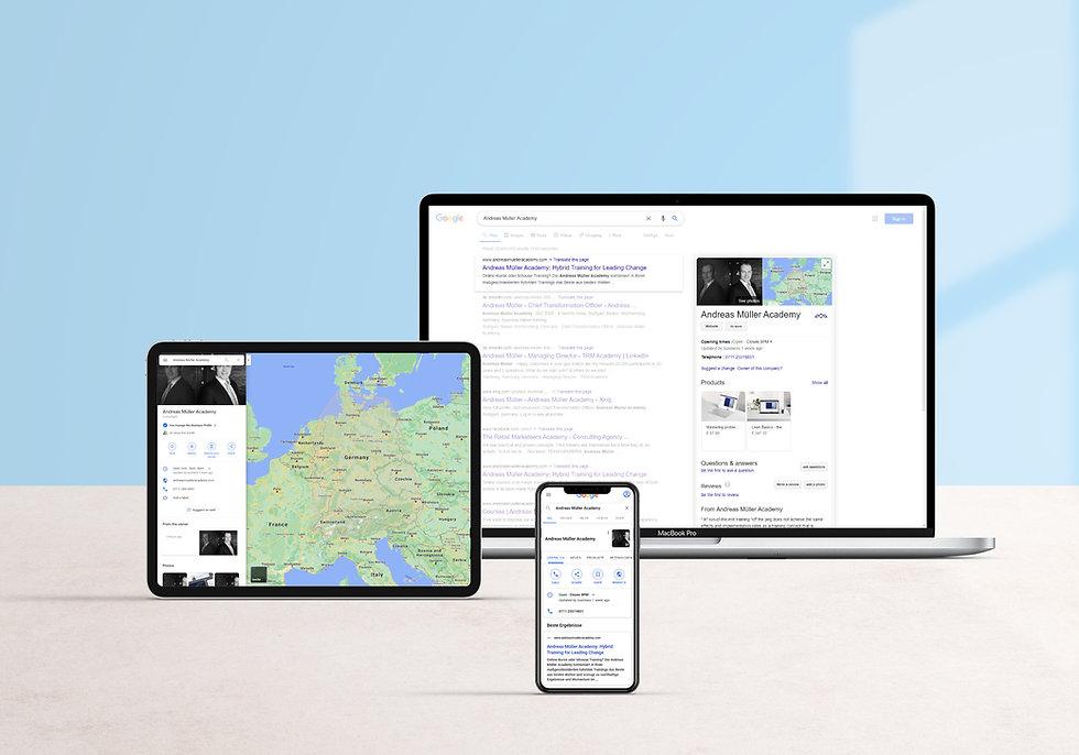 Andreas Mueller google listing   Pixhance