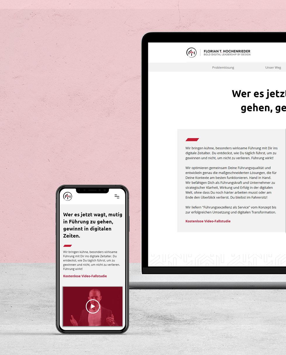 Branded Website Pixhance