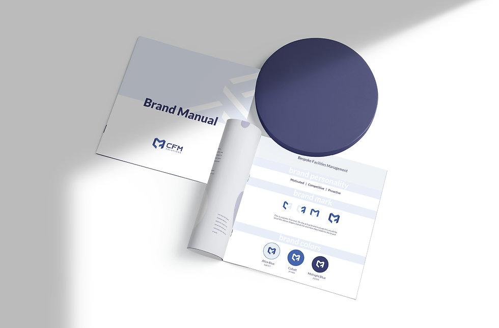 Cfm Solutions Brand Manual | Pixhance