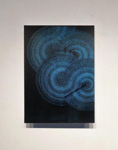 Continue collision Luca Brandi | Art Concepts London