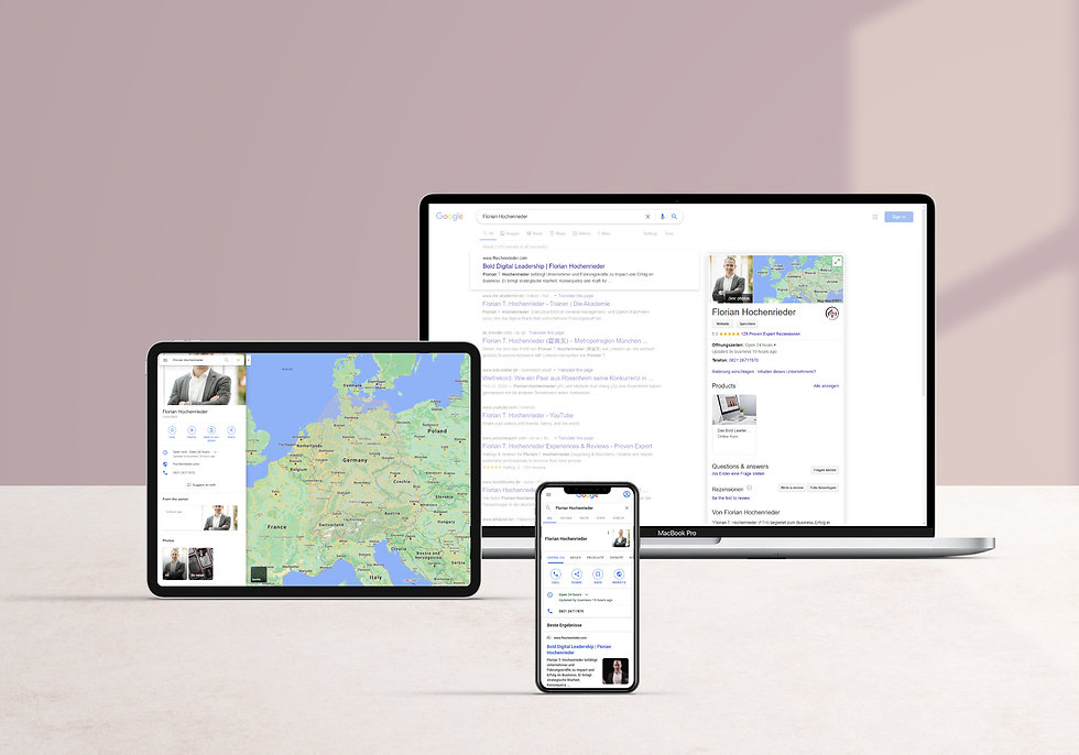 Florian Hochenrieder google listing | Pixhance