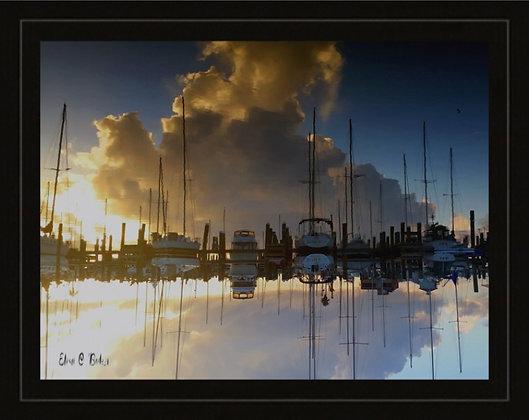"""""""Marina Reflection"""""""