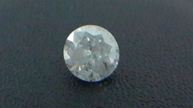1Pc Certified Natural Diamond Solitaire