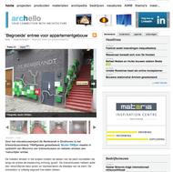 TRAPGEWAS _ NL _ Architectenweb _ 2011