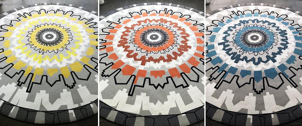 interior and furniture design by studio ONS designer Nathalie Schellekens