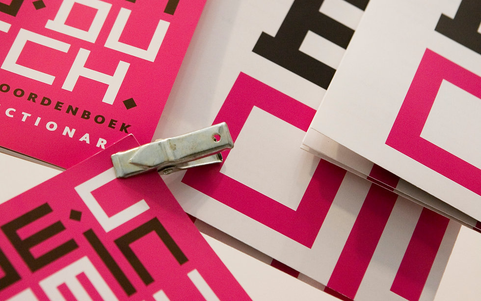 Van Abbemuseum exhibition design by studio ONS designer Nathalie Schellekens