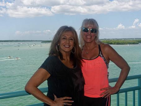 Celebration Florida to Treasure Island Florida Church Dog Lives