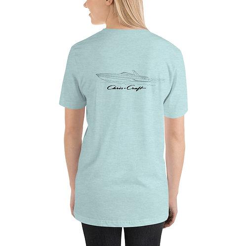 Chris Craft Stinger 1989 Short-Sleeve Unisex T-Shirt