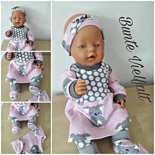 Puppenkleidung - Mädchen