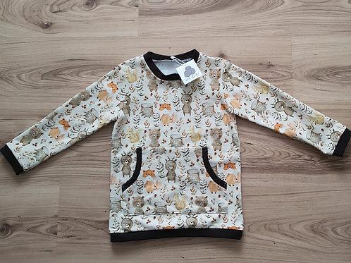 Sweater mit Kängurutasche