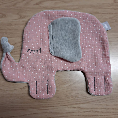 Schmuse-Elefant