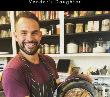 TVD001 - Ryan Calderon on Cooking, Yosemite & Meeting the Vendor's Daugther