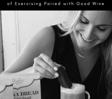 TVD #006: Making Biscotti, Using the Right Tools to Build Your Business & The Importance of Exer
