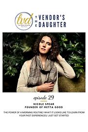 The Vendor's Daughter -Metta Good - Pint