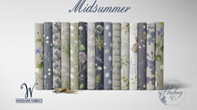 Midsummer Fabric Collection with Windham Fabrics