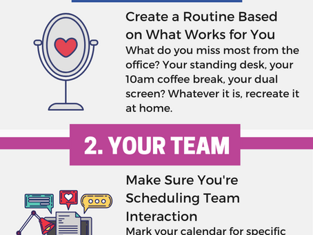 3 People You Need to Connect with While Working From Home