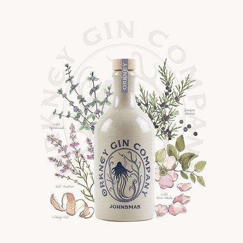 Johnsmas Gin 50cl