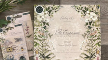New Hackney & Co Paper Craft Collection with Craft Consortium 'The Emporium'