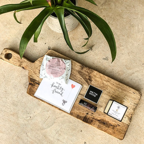 The Vendor's Daughter - Sample Box