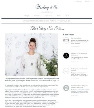 My Hackney & Co Website Launch