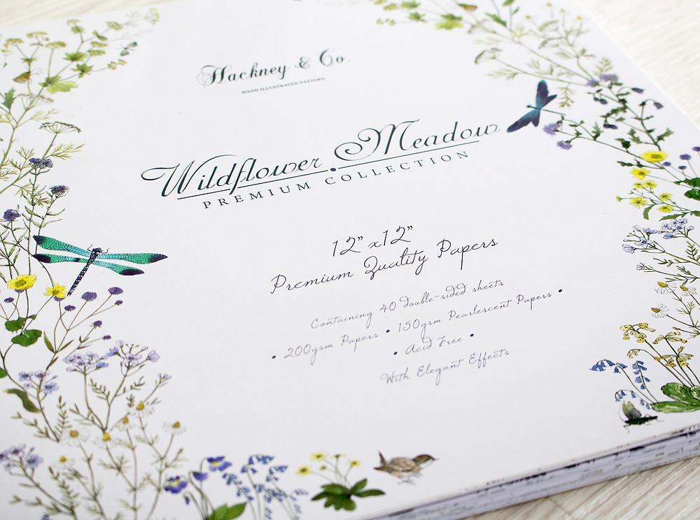 Wildflower Meadow Paper Pad