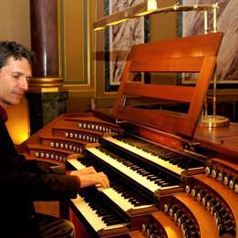 Concert de clôture par Yves Rechsteiner