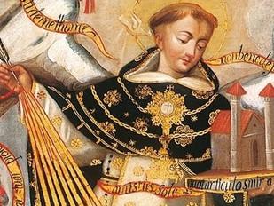 Saint Thomas d'Aquin et la musique