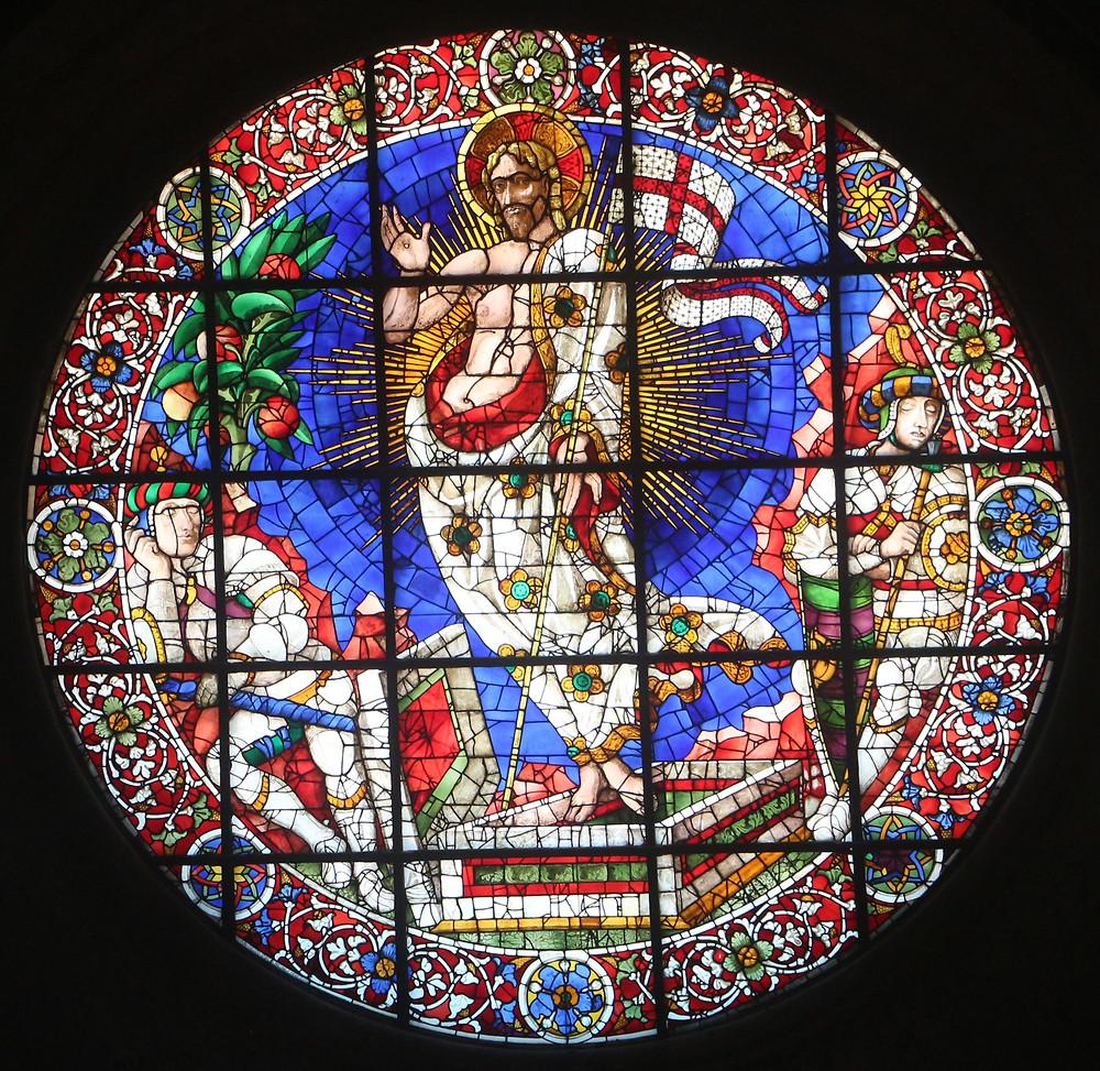 Résurrection, Paolo UCELLLO, Santa Maria del Fiore de Florence