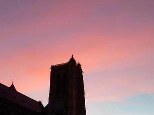 Dimanche de la joie à la cathédrale