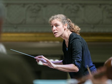 Nominée Talent Chef d'Orchestre ADAMI 2014