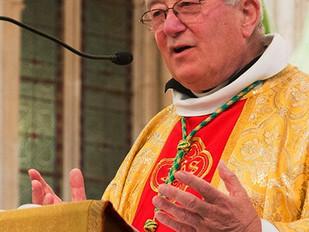 Messe d'action de grâce de Mgr Maillard