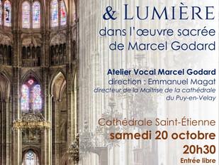 Atelier musical et concert spirituel