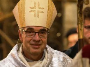 Nomination de Mgr Jérôme Beau