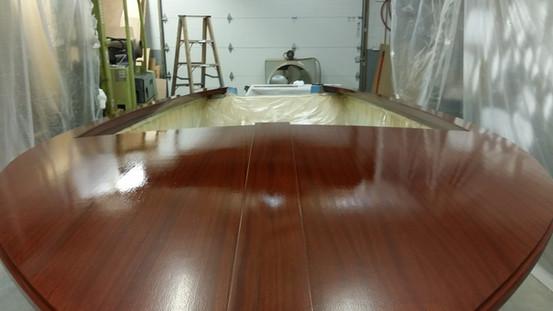Wooden Boat Varnish