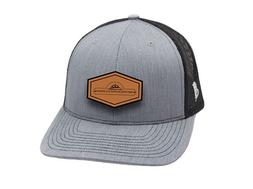 Curved Trucker Crew Hat