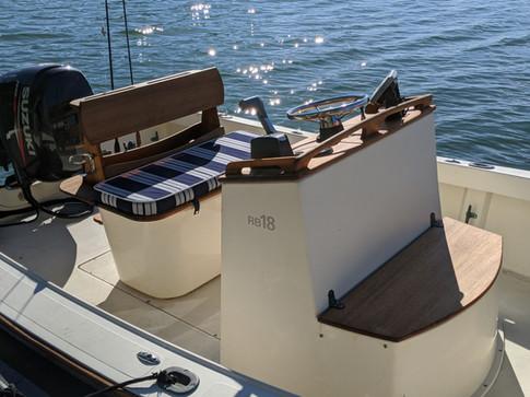 Yacht Joinery Maintenance