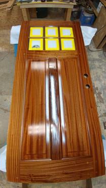 Wooden Door Varnish
