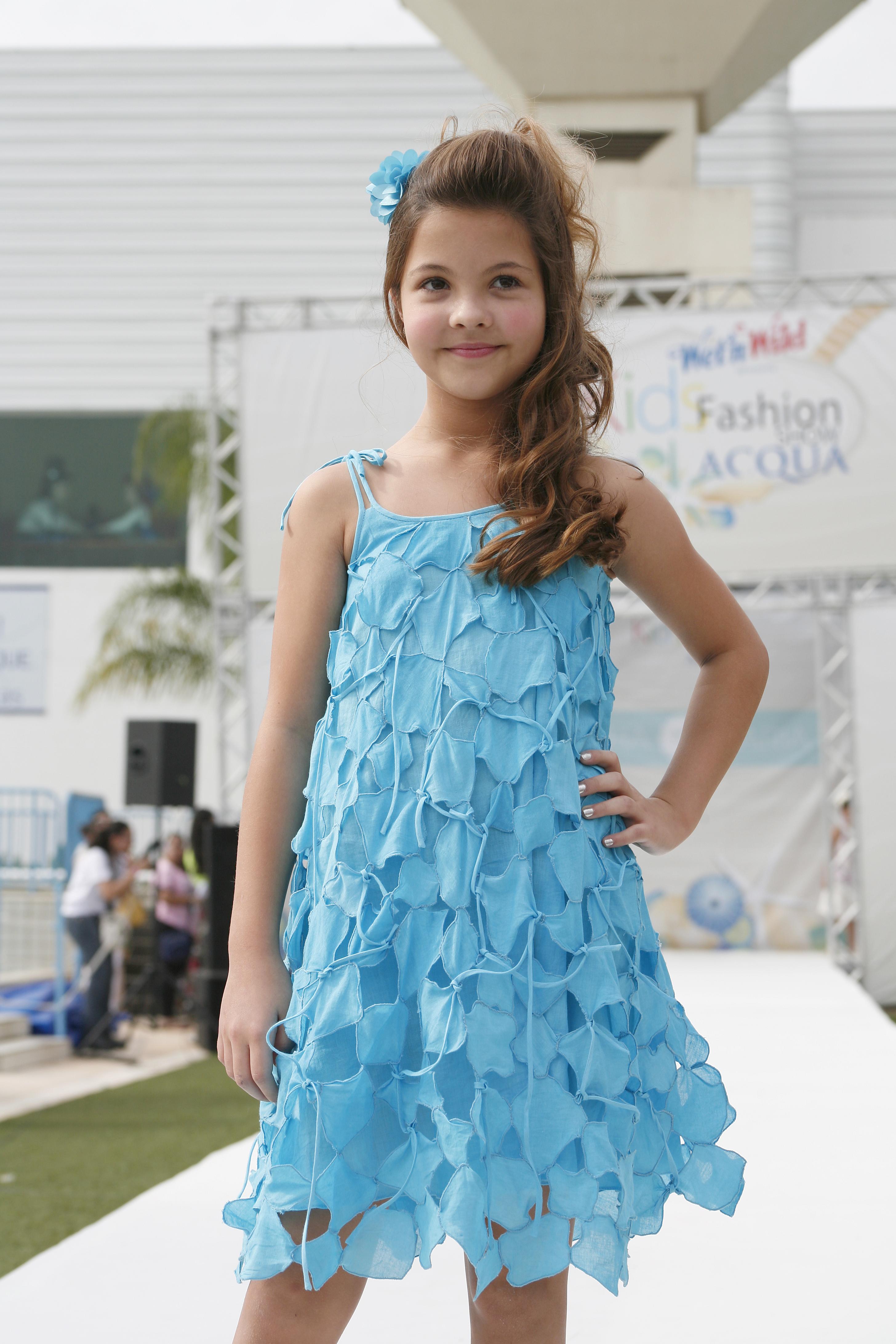 Júlia-Gomes-Desfile-Moda Infantil-Verão