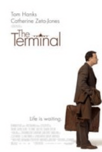 Poster from the movie The Terminal