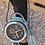 Thumbnail: No Time Crossbody Bag- Blue