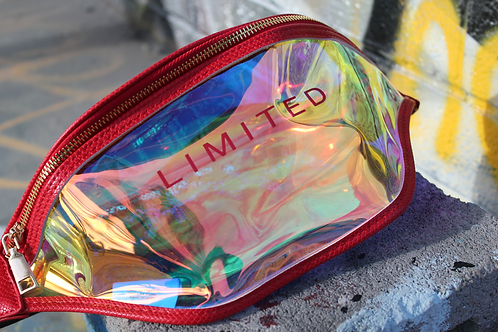 Limited Fanny Pack-Red