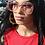 Thumbnail: Hazey Eyez Sunglasses- Rose