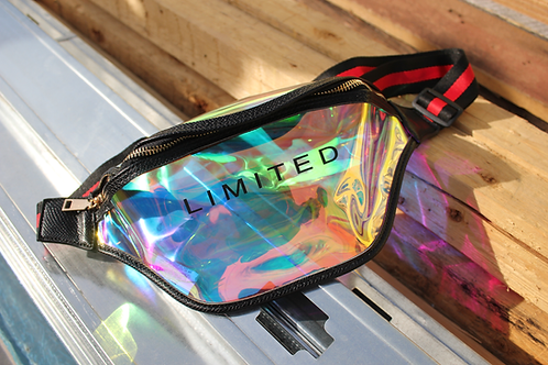 Limited Fanny Pack- Black