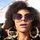 Thumbnail: Hazey Eyez Sunglasses- Cola