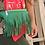 Thumbnail: Khadijah Fringe Fanny Pack-Green
