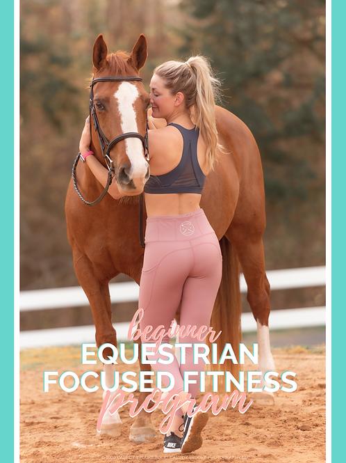 Equestrian Focused Fitness - 8 Week Program