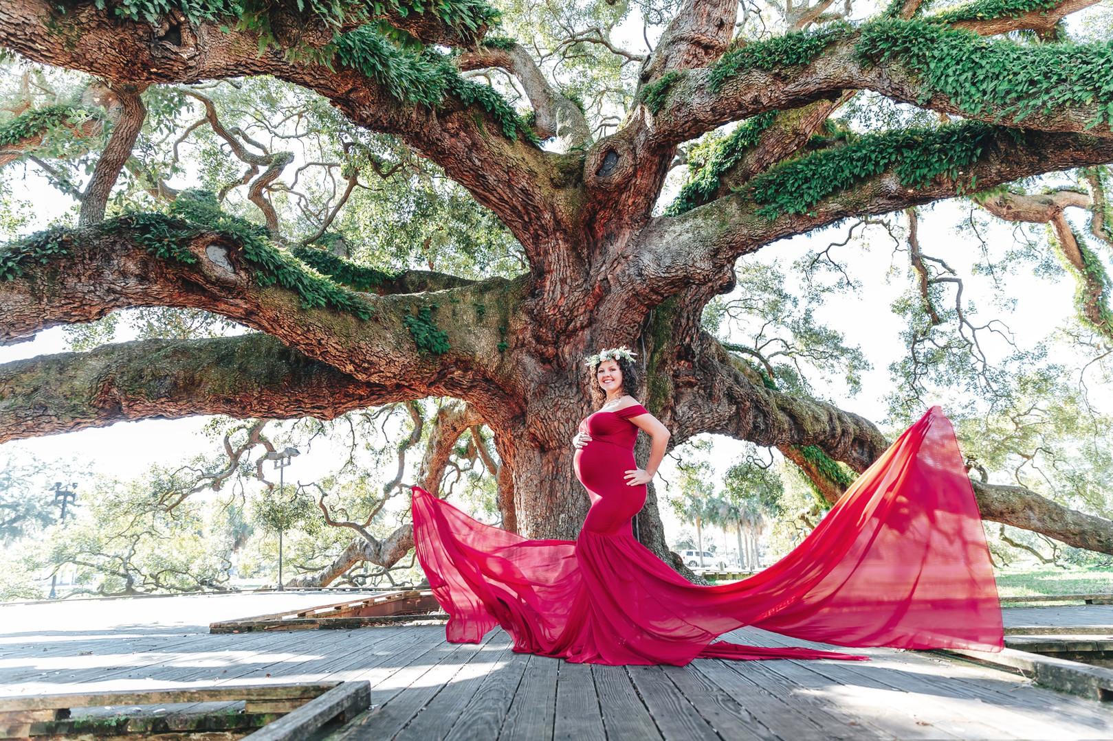 treaty oak maternity