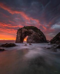 Horse Head Rock, Bermagui